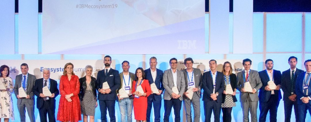 Premio IBM Ecosystem Summit