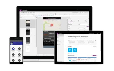 Descubre el potencial de Power Apps y Power Automate de Microsoft